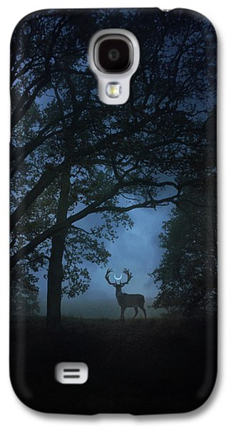 Magician Galaxy S4 Case - Path Of Shadows by Cambion Art