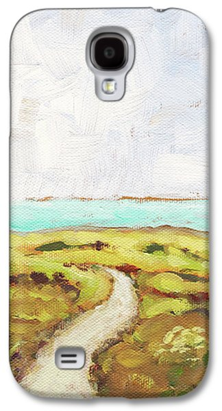 Path To The Sea Galaxy S4 Case by Clary Sage Moon