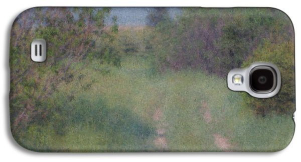Path To The Sea - Duxbury Ma Galaxy S4 Case by Bill McEntee