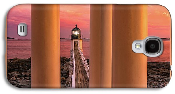 Marshall Point - Beacon Of Light Galaxy S4 Case