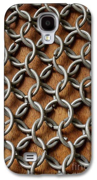 Pattern Of Metal Rings Galaxy S4 Case