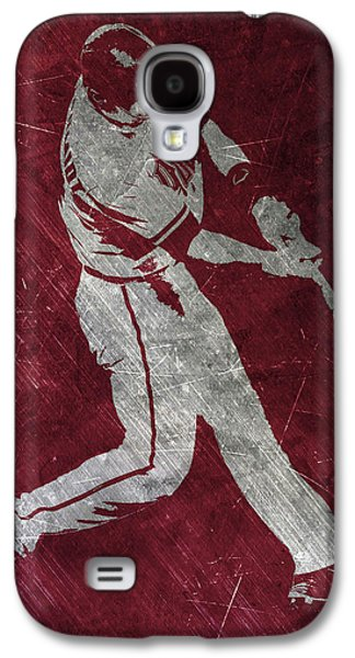 Paul Goldschmidt Arizona Diamondbacks Art Galaxy S4 Case by Joe Hamilton