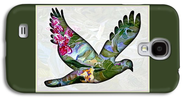 Peace For Peace Galaxy S4 Case by Mindy Newman