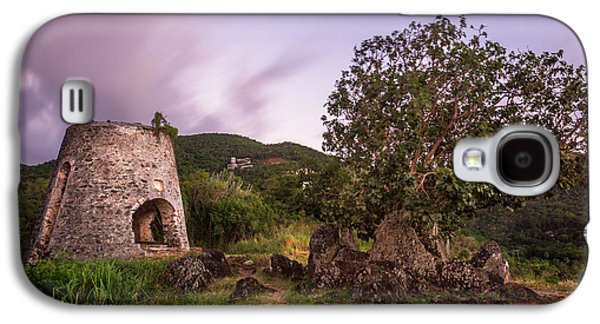 Galaxy S4 Case featuring the photograph Peace Hill Ruins by Adam Romanowicz