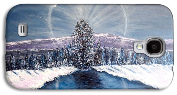 Peace On Earth And Goodwill Toward Men Galaxy S4 Case by Kimberlee Baxter