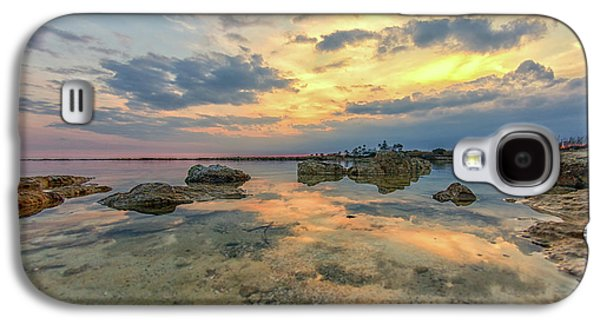 Peaceful Evening Galaxy S4 Case by Stelios Kleanthous