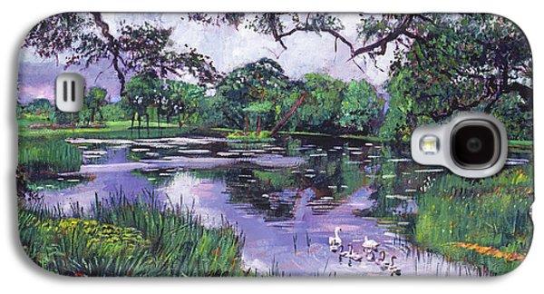 Peacefull Lake Galaxy S4 Case by David Lloyd Glover