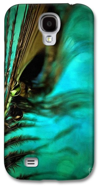 Peacock Pride Galaxy S4 Case