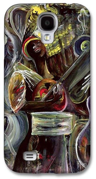 Pearl Jam Galaxy S4 Case - Pearl Jam by Ikahl Beckford