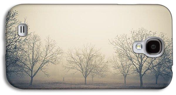 Pecan Trees Galaxy S4 Case