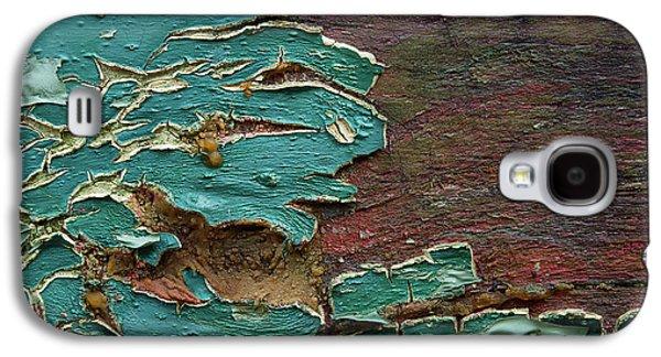 Peeling Galaxy S4 Case by Mike Eingle