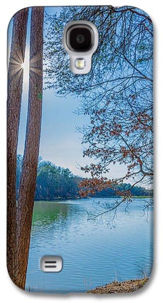 Peeping Sun Galaxy S4 Case