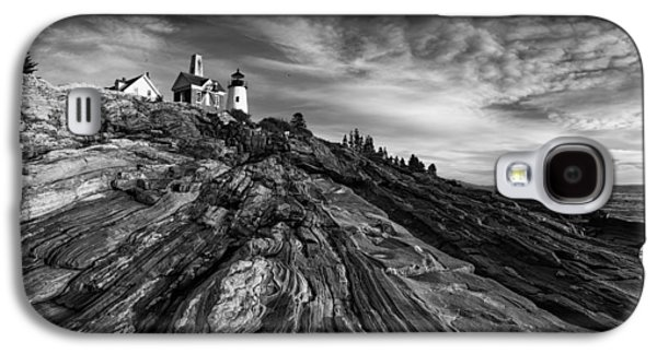 Pemaquid Point Mono Galaxy S4 Case