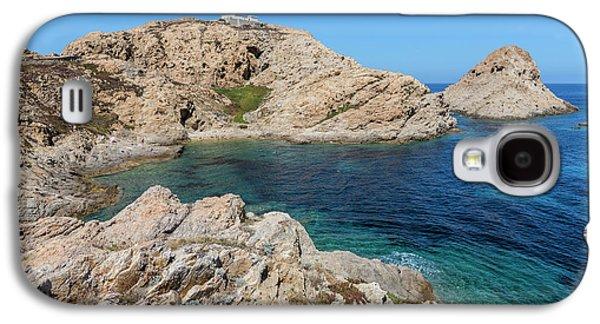 Peninsula L'ile Rousse - Corsica Galaxy S4 Case