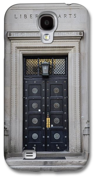 Penn State University Liberal Arts Door  Galaxy S4 Case by John McGraw