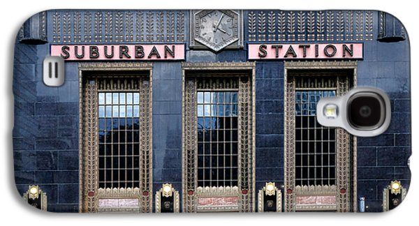 Pennsylvania Railroad Suburban Station Galaxy S4 Case