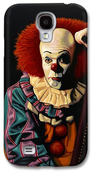 Pennywise Galaxy S4 Case
