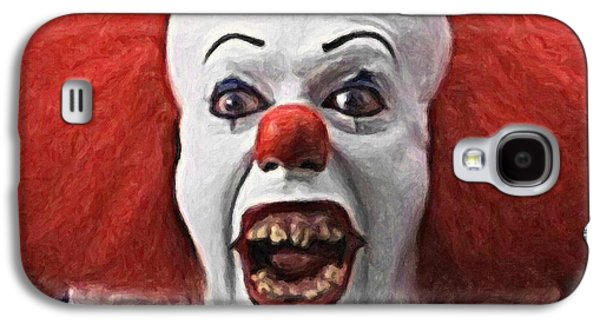 Pennywise The Clown Galaxy S4 Case