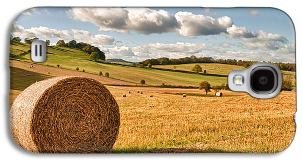 Perfect Harvest Landscape Galaxy S4 Case by Amanda Elwell