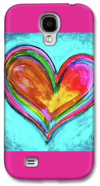 Perfect Love Galaxy S4 Case by Ivan Guaderrama
