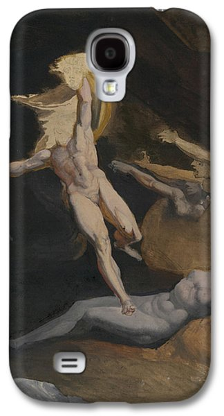 Perseus Slaying The Medusa Galaxy S4 Case by Henry Fuseli