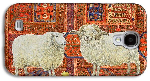Persian Wool Galaxy S4 Case by Ditz