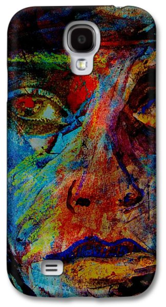 Sunset Abstract Galaxy S4 Cases - Personally I Could Give A  Galaxy S4 Case by Richard Ray