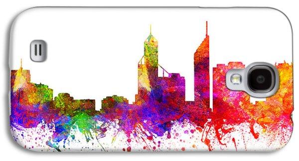 Perth Australia Cityscape 02 Galaxy S4 Case