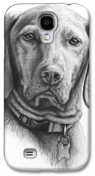 Pet Portraits For Your Gorgeous Pets Galaxy S4 Case by Pet Portrait