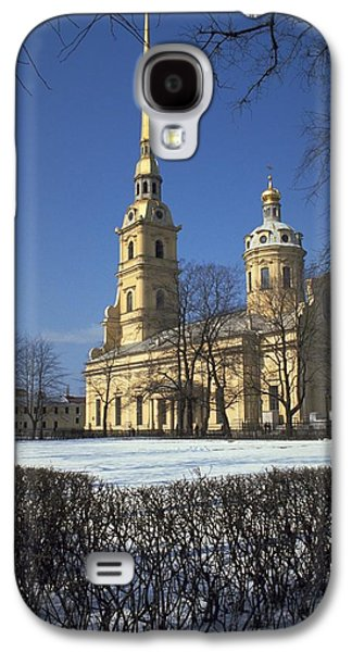 Peter And Paul Cathedral Galaxy S4 Case