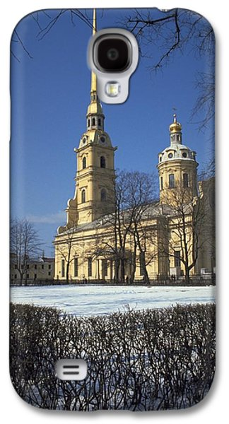 Peter And Paul Cathedral Galaxy S4 Case by Travel Pics