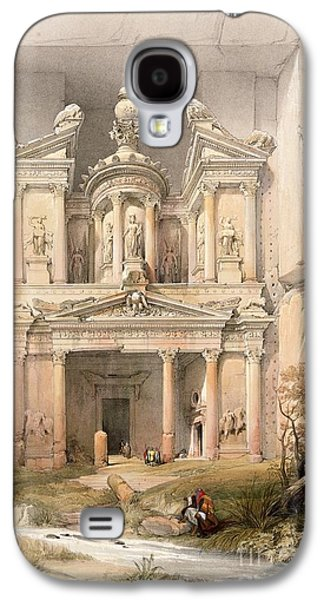Petra Galaxy S4 Case by David Roberts