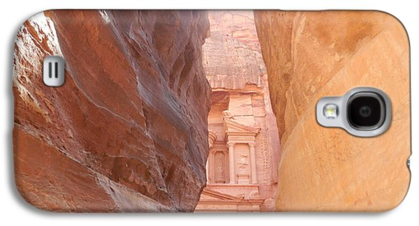 Petra Galaxy S4 Case by My Art