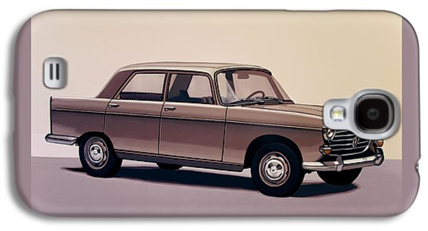 Peugeot 404 1960 Painting Galaxy S4 Case