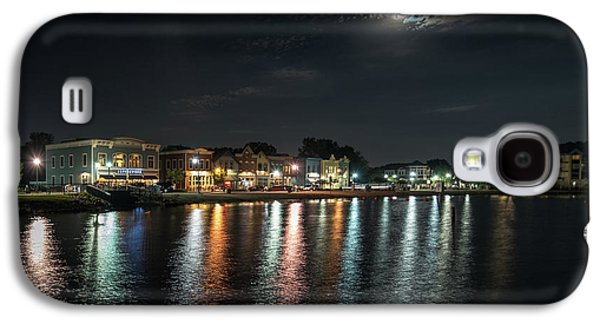 Pewaukee At Night Galaxy S4 Case