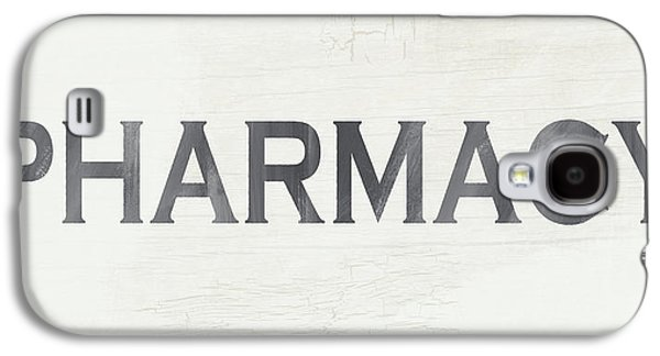 Pharmacy Sign- Art By Linda Woods Galaxy S4 Case
