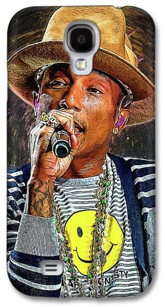 Pharrell Williams Galaxy S4 Case