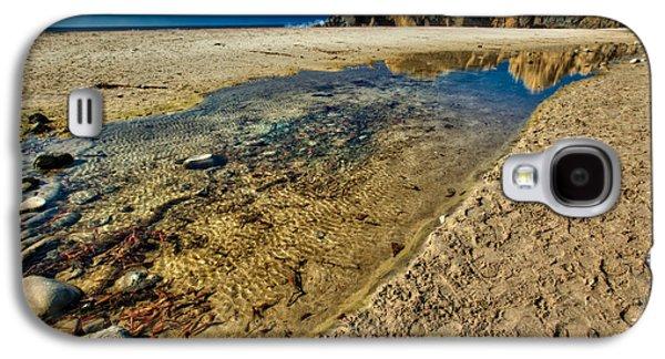 Pheiffer Beach #1 - Big Sur California Galaxy S4 Case