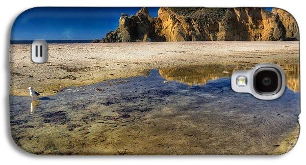 Pheiffer Beach #2 - Big Sur California Galaxy S4 Case