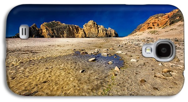Pheiffer Beach #4 - Big Sur California Galaxy S4 Case