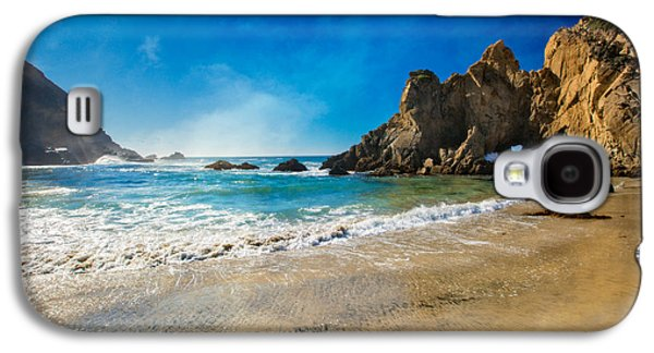 Pheiffer Beach #7 - Big Sur California Galaxy S4 Case