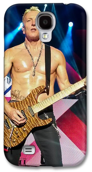 Phil Collen Of Def Leppard 5 Galaxy S4 Case