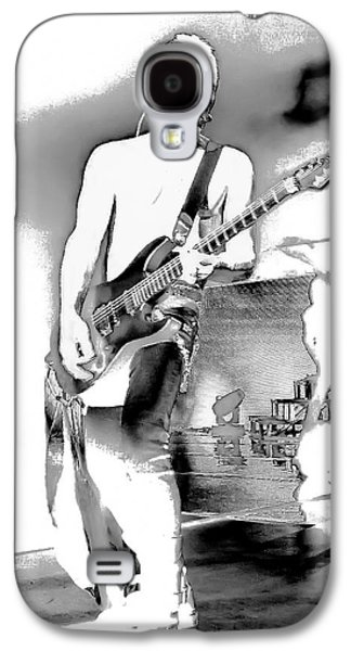 Phil Collen Of Def Leppard Galaxy S4 Case