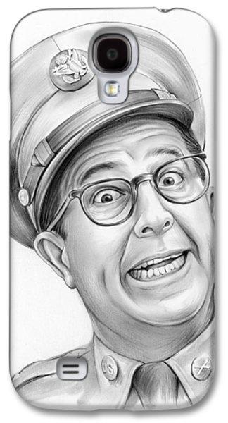 Phil Silvers Galaxy S4 Case by Greg Joens