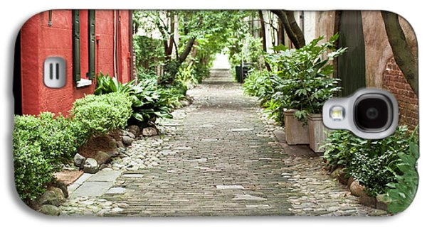 Philadelphia Alley Charleston Pathway Galaxy S4 Case by Dustin K Ryan
