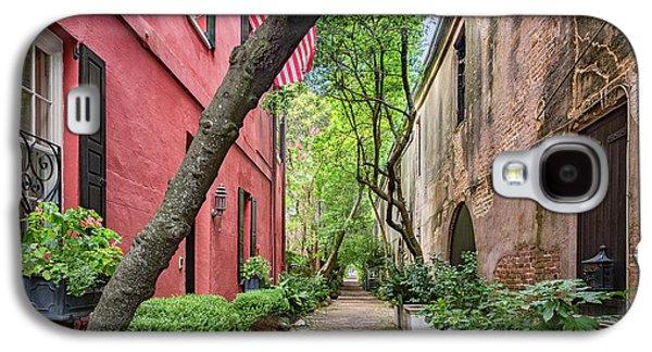 Philadelphia Alley  Galaxy S4 Case by Drew Castelhano