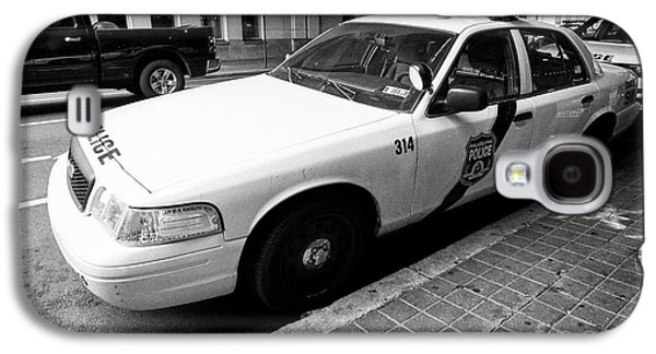 Philadelphia Police Ford Crown Vic Cruiser Patrol Car Vehicle Usa Galaxy S4 Case