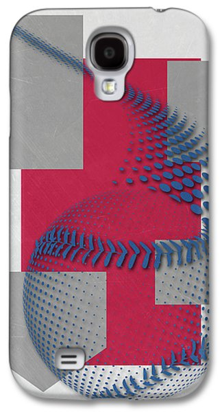 Philadephia Phillies Art Galaxy S4 Case by Joe Hamilton