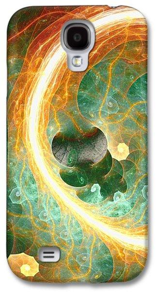 Philosophy Of Perception Galaxy S4 Case by Anastasiya Malakhova
