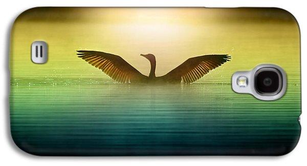 Phoenix Rising Galaxy S4 Case by Rob Blair
